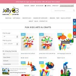 Best Toddler Fun Activities at Home & Art Supplies