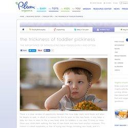 Toddler Palate Development