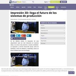 Todo sobre la Impresión 3D