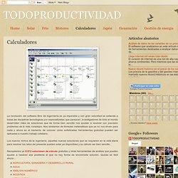 TODOPRODUCTIVIDAD: Calculadores