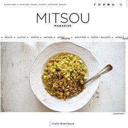 Riz au tofu et aux épices – Mitsou Magazine