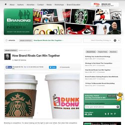 How Brand Rivals Can Win Together