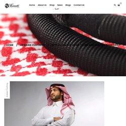 Why do Saudis wear Thobe and Ghutra together? - Tessuti Italiano Trading Co.