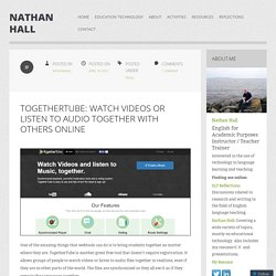TogetherTube: Watch videos or listen to audio together with others online