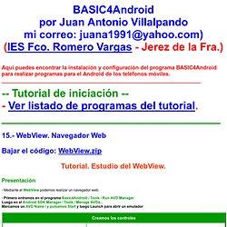 Tutorial Español en Android ToggleButton Botón con enclavamiento