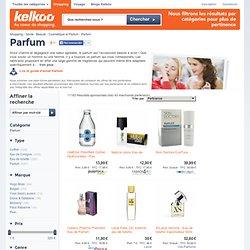 Comparatif et Guide d'achat de parfums avec Kelkoo