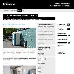 Toilettes 4 étoiles // IKEA