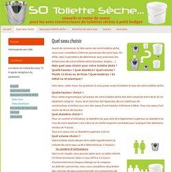 quel seau pour vos toilettes sèches
