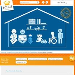 Toimintaa lapsille ja perheille - Savas-Säätiö