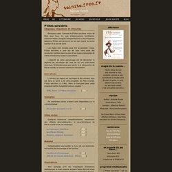 toinito.free.fr : narration - jeu - web