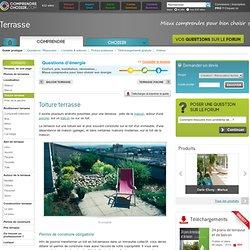 Toiture terrasse : infos et conseils sur la terrasse toit