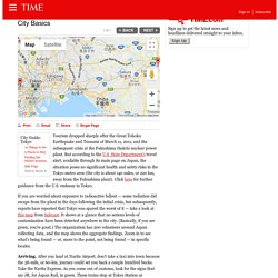 Tokyo: Need to Know — City Basics