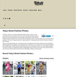Tokyo Street Fashion Photos