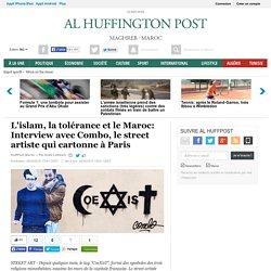 L'islam, la tolérance et le Maroc: Interview avec Combo, le street artiste qui cartonne à Paris