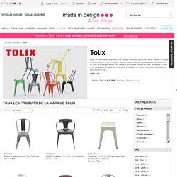 Tolix : La chaise A Tolix, tabouret Tolix