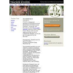 Tom Brown, Jr's Tracker School