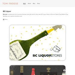 Tom Froese — BC Liquor
