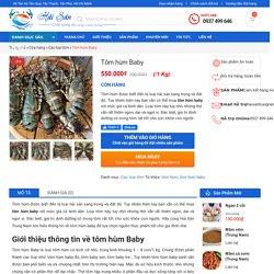 Tôm hùm Baby - Hải Sản Trung Nam