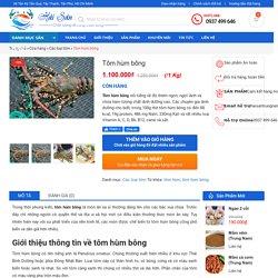 Tôm hùm bông - Hải Sản Trung Nam