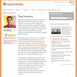 Tom Lauwers