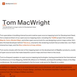 Tom MacWright