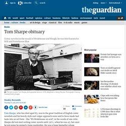 Tom Sharpe obituary