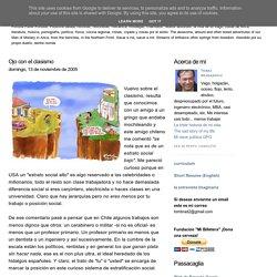 Tomas Bradanovic: Ojo con el clasismo