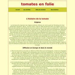 Tomates en folie