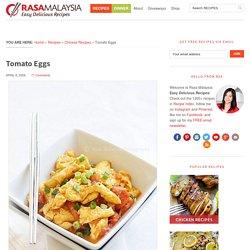 (to keep - best recipe so far.) Tomato Eggs