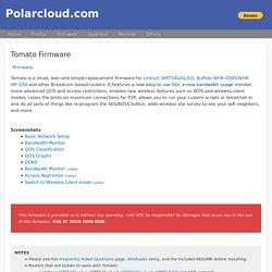 Tomato Firmware
