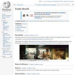 Tombe Morelli