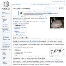 Tombeau de Talpiot