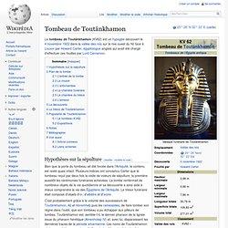 Tombeau de Toutânkhamon