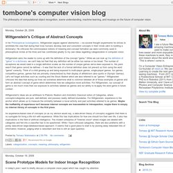 tombone's computer vision blog: October 2009