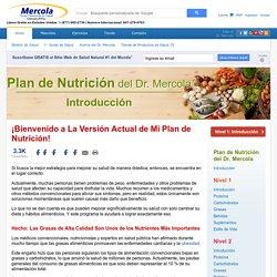 Tome el Control de Su Salud con Mi Plan de Nutrición
