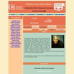 Biographie ; Bibliographie Tomi Ungerer / La Joie par les livres