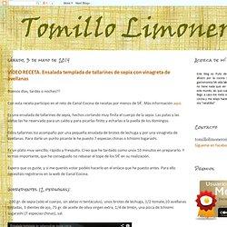 Tomillo Limonero