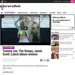 Tommy Lee, The Vamps, Jamie Scott: Latest album reviews