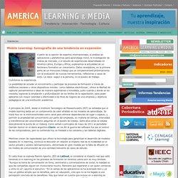 Mobile Learning: tomografía de una tendencia en expansión