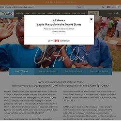 www.onedaywithoutshoes.com