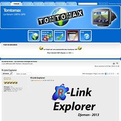R-Link Explorer
