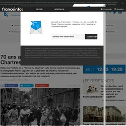 """70 ans après, la """"tondue de Chartres"""" révèle d'autres secrets - France 3 Centre-Val de Loire"""