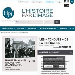 Les «tondues» de la Libération