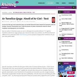 Ar Tonelico Qoga : Knell of Ar Ciel - Test