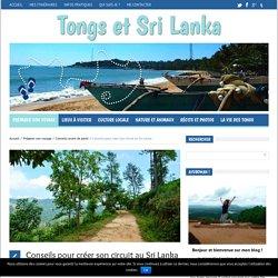 Conseils pour créer son circuit au Sri Lanka