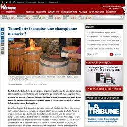 Tonnellerie française, une championne menacée ?
