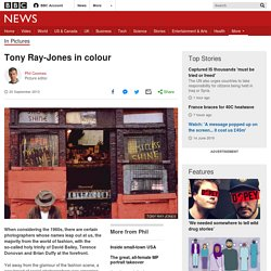 Tony Ray-Jones in colour
