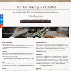 Tool Buffet