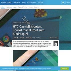 HTC One (M8) rooten: Toolkit macht Root zum Kinderspiel - AndroidPIT