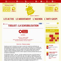 Toolkit : la sensibilisation